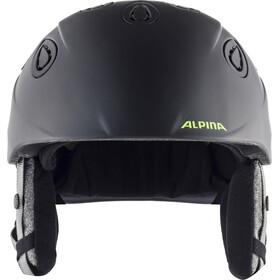 Alpina Grap 2.0 Ski Helmet charcoal-neon matt